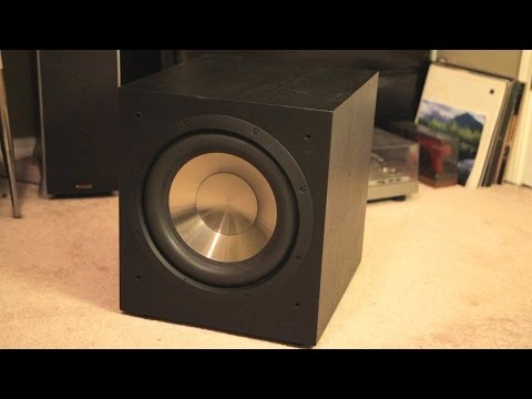 the-bic-f12-is-the-best-cheap-subwoofer!-review,-demonstration,-thoughts..