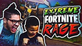 EXTREME RAGING ON FORTNITE BATTLE ROYALE! I NEVER RAGED THIS HARD BEFORE 😡 FORNITE FUNNY MOMENTS 😂