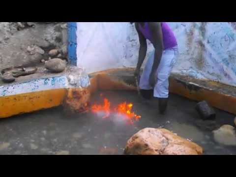 Travel with Sheron Yvonne - Fire Water, Windsor, St. Ann's Bay Jamaica 2012