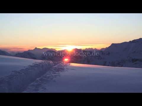 Film: Bau IgluLodge