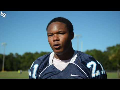 Beaufort Academy Football Preview: Kevin Williams