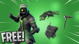 The NEW FREE Fortnite Skins... (Pack 3)