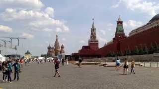 Piazza Rossa Mosca Russia