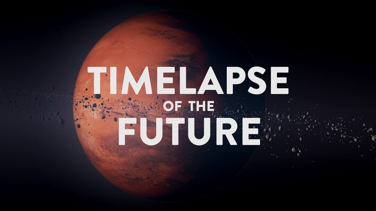 [VIDEO] - TIMELAPSE OF THE FUTURE: A Journey to the End of Time (4K) 2