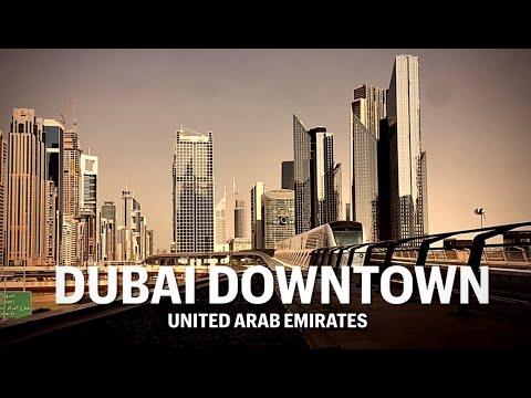 Dubai Downtown, United Arab Emirates Wonder 2021