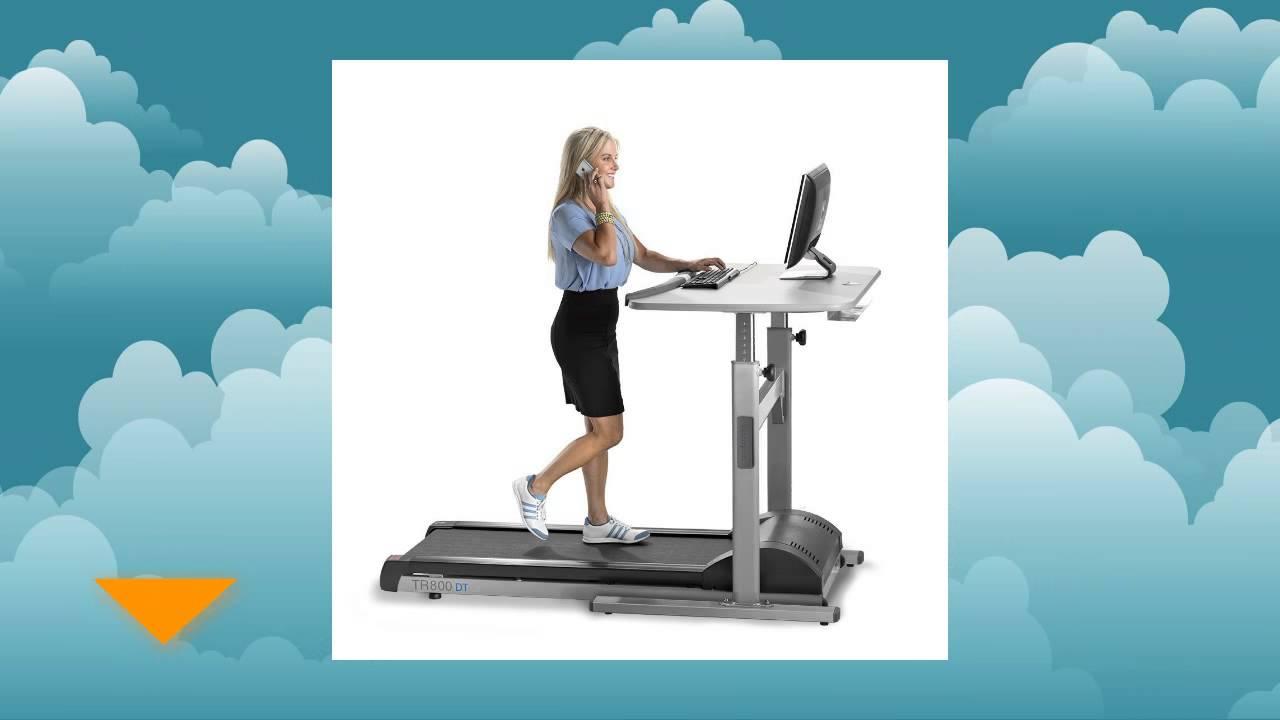 Lifespan Tr800 Dt5 Desktop Treadmill Review Youtube