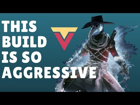 This Build is SO Aggressive - I break down my current warlock build