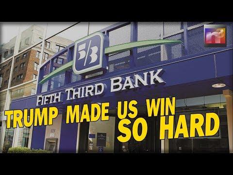 TRUMP PAYDAY! Huge Bank Makes MASSIVE Change After GOP Wins Tax Reform