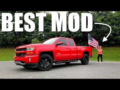 This Is The COOLEST And EASIEST DIY Truck Mod!!!