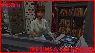 The Sims 4: Get Famous // Last Days of High School (Part 11)