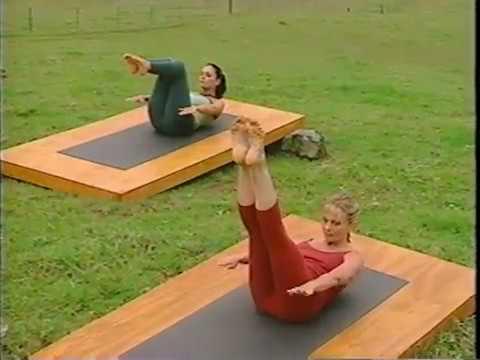 The Method Pilates Precision Toning with Jennifer Kries