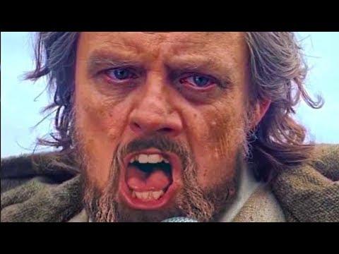 Luke Is All By Himself (Star Wars - The Force Awakens - Alternate Ending Parody)
