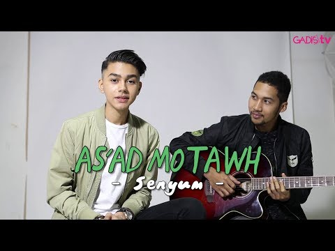 As'ad Motawh - Senyum (Live at GADISmagz)