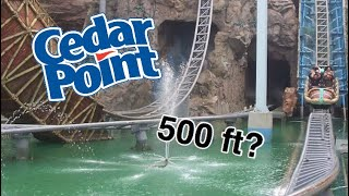 A 500 Foot Tall Roller Coaster Coming to Cedar Point in 2020?