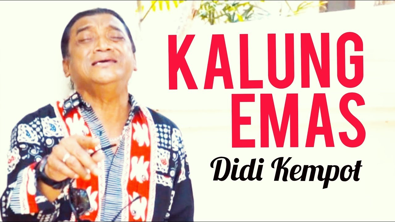 3 83 Mb Download Lagu Didi Kempot Kalung Emas Mp3 Gratis