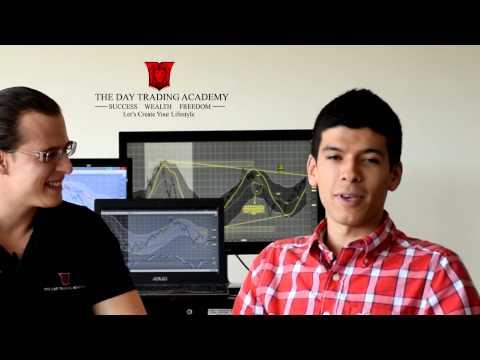 Entrevista Con Santiago, Quinto Trader Empieza En Vivo