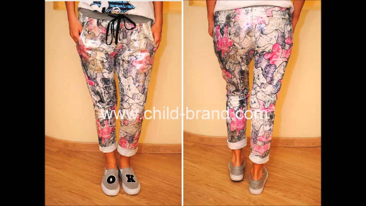 Купить женские брендовые брюки в интернет-магазине анна верди.
