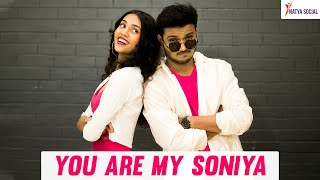 You Are My Soniya   K3G   Dance Cover   Natya Social Choreography