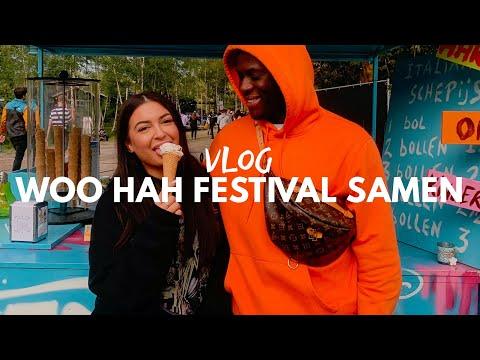 WOO HAH Festival - Vlog - Fadim Kurt