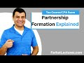 Partnership Formation | Corporate Income Tax | CPA REG | Ch 21 P 2
