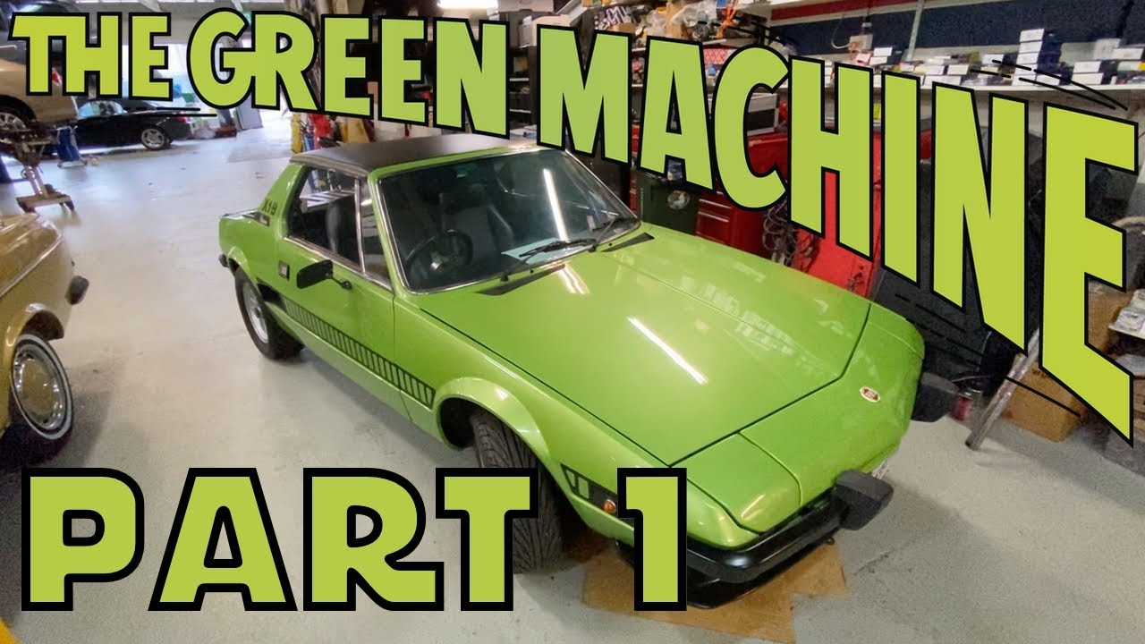 The Green Machine Part 1