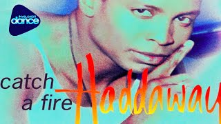 Haddaway - Catch A Fire (1995) [Official Video]