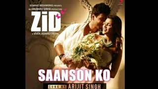 Saanson ko Jine ka..Mp3 Song Niche Description me hai