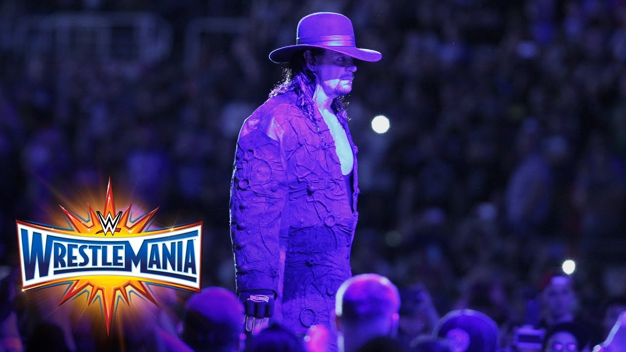 Watch WWE The Undertaker Wrestlemania Streak
