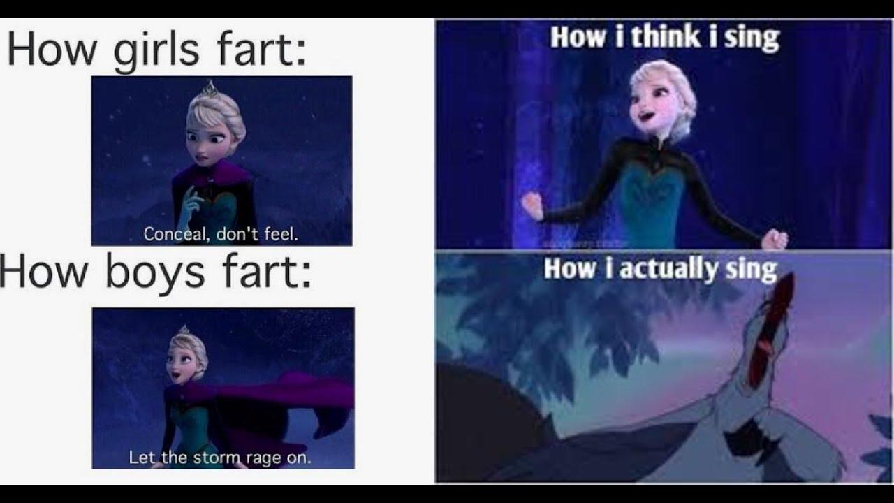 Frozen Funny Memes And Jokes Frozen 1 Frozen 2 Youtube
