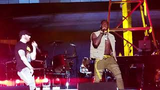 Eminem (live)- Sing For the Moment at Governor's Ball NYC-  6-3-18