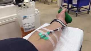 red cross plasma donation explained by medical student
