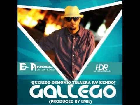 Gallego - Querido Demonio (Tiraera pa Kendo) (Prod. By. Emil)