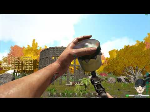 Ark Survival Evolved Creative Building - Roman Coliseum (Coliseum framework #5) - Stream #9