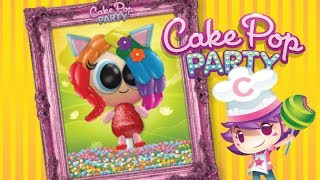 Cake Pop Party: Rockin' Pops Download FREE now on iTunes!