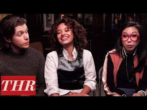 Alexandra Shipp, Jessie Usher, & More on The WORST Thing About Dating in Hollywood  THR Next Gen
