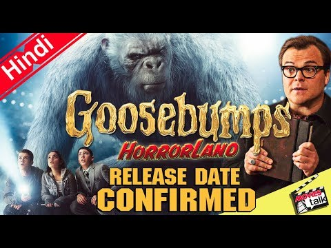 GOOSEBUMPS 2 Release Date Confirmed [Explained In Hindi]
