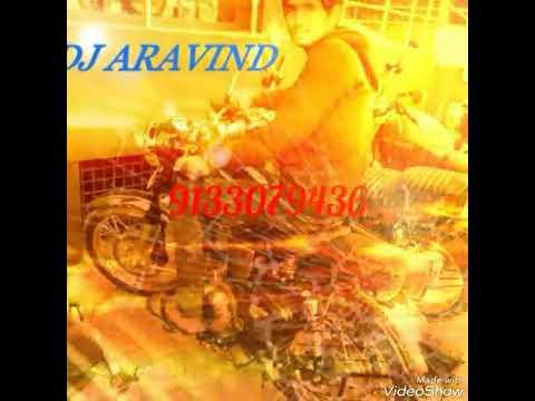 Srirampuram galanaduma bandi telangana song by DJ ARAVIND 9133079436