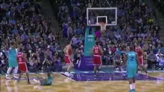 Charlotte Hornets 2014-2015 Mix