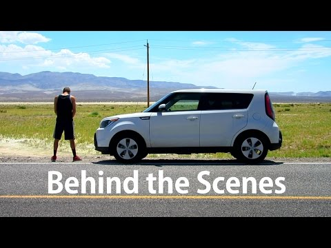100 People of Dance | Behind the Scenes