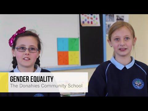 Gender Equality: Through Kids Eyes