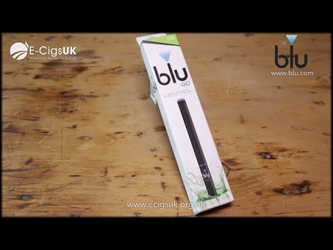 BLU Go Disposable E-cig Review