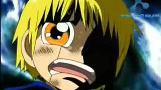 The E of DEX Tournament! Chapter 3=Zatch vs Naruto