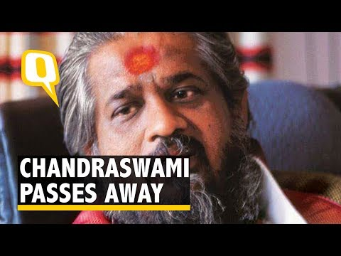 Chandraswami: Spiritual Hustler Extraordinaire