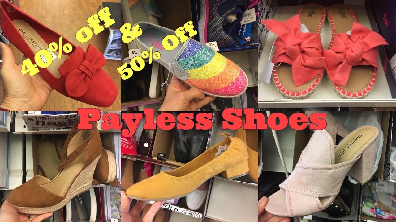 880e73c05d3 Payless Shoes GOING OUT OF BUSINESS! Clearance SALE Shop With Me
