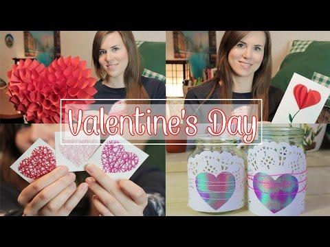 ИДЕИ К ДНЮ СВЯТОГО ВАЛЕНТИНА 2016 | Valentines Day Gift Ideas  TonyaDIY - Ржачные видео приколы