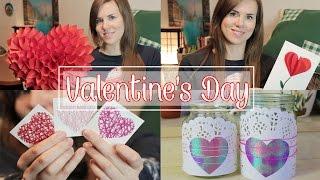 ИДЕИ К ДНЮ СВЯТОГО ВАЛЕНТИНА 2016 | Valentines Day Gift Ideas  TonyaDIY
