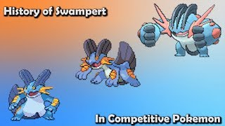 How GOOD was Swampert ACTUALLY? - History of Swampert in Competitive Pokemon (Gens 3-6)