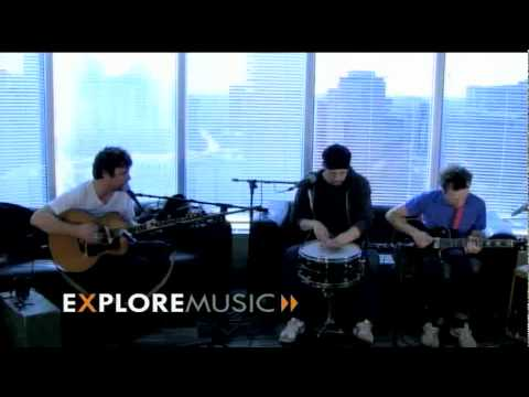 Plants and Animals perform at ExploreMusic mp3