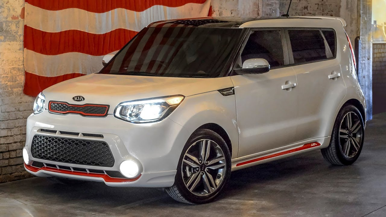 2014 Kia Soul Red Zone Special Edition Youtube
