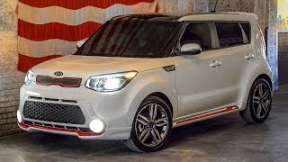 Kia Red Zone Soul 2014 Videos